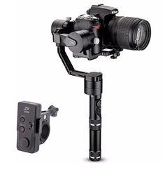 Sconto del 15% - Offerta Lampo ! Zhiyun Crane V2 ( telecomando + 4pcs batterie) stabilizzazione a 3 assi brushless  Gimbal per DSLR Sony A7 / Panasonic Lumix / Canon / Nikon  / Olympus