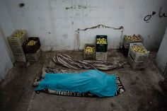 The Syrian Civil War: strong photographs for Time Magazine by Alessio Romenzi