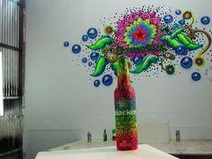Art for Heineken. Nerd, Designers, Future, Bottle, Heineken, Future Tense, Flask, Otaku, Geek