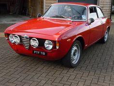 Alfa Romeo Sprint Gt 1964