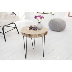 Konferenční stolek UNO 40cm borovice