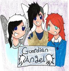 Gaurdian Angel by AnimePandaKawaii