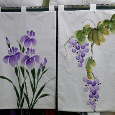 Hand Painted Dress, Hand Painted Fabric, Painted Bags, Saree Painting, Fabric Painting, Fabric Art, Bed Sheet Painting Design, Batik Art, Calla Lily Flowers