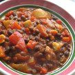 Vegetarian Black Bean Sweet Potato Chili