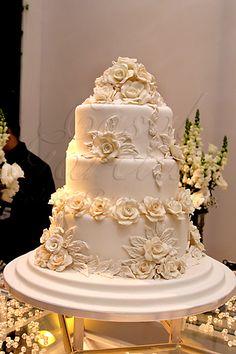 Bolos - Casamento | Casal Garcia - Bolos e Bem-casados