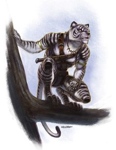 Eric Lofgren Presents: Tigerman Scout - Misfit Studios | Eric Lofgren | Publisher Resources | DriveThruRPG.com
