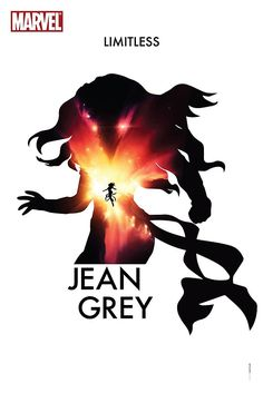 Jean Grey probably has my favorite superpowers