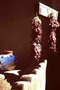 Tonvasen und Chili © Monika Fuchs, TravelWorldOnline