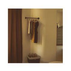 24 Corner Closet Pipe Clothing Rack Pipe by MaverickIndustrial