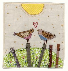 By Sharon Blackman Lovely little picture.