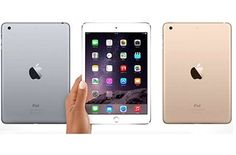There's a new iPad mini, sort of. Here's a comparison with the iPad mini 2 and why you should buy that instead. Ipad Mini 3, Apple Pay, Buy Apple, Iphone 5s, Best Ipad, Ipad Stand, Computer Technology, Tablet Computer, Computer Hardware