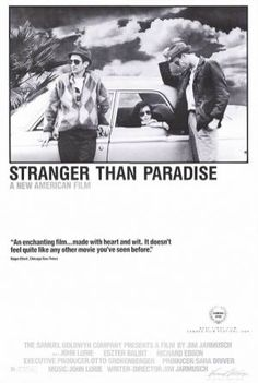 #Stranger than paradiae