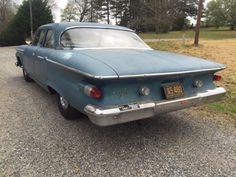 1961 Plymouth Savoy 225 Slant Six Daily Driver MoPar Chrysler Belvedere Fury for sale: photos, technical specifications, description