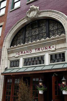 Grand Trunk Pub, Detroit