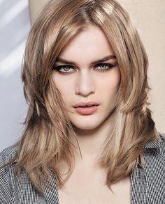Best Layered Hairstyle Pics
