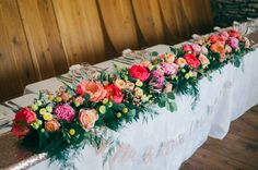 Stunning vibrant florals for a Welsh wedding with Jake Morley Photography (7)