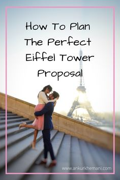 Ready to take your relationship to the next level? A surprise proposal in Paris with the backdrop of Eiffel Tower, however cliched it may sound, is guaranteed to go into the fairytale diaries and will leave your friends/family talking about it for months and years to come.   But, you need to plan it right to make sure it is as perfect as your partner has been dreaming since she/he was a kid. Let me take you inside my dreamy Eiffel Proposal and how I planned it all the way from Seattle, USA… Seattle Usa, Surprise Proposal, Dating Apps, Travel Couple, Cute Cards, Friends Family, Couple Goals, Diaries, Fairytale