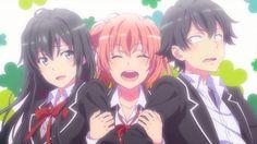 Yahari Ore no Seishun Love Comedy wa Machigatteiru - ATP - Visitate il sito per maggiori informazioni.