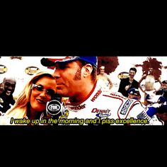 The Ricky bobby i piss excellence