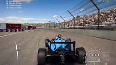 GRID Autosport Race - Indianapoles - Open Wheel - Formula C