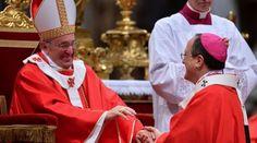"""El Papa a los obispos: """"El verdadero refugio es la confianza en Dios"""""""