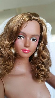 Takara's Lady Luminous Bride Doll by Blissfulcollectables on Etsy