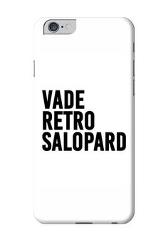 VADE RETRO SALOPARD - #JaimeLaGrenadine #citation #punchline #coque #case…