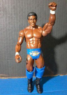 "WWE ACTION FIGURE : 7 "" Darren Young Mattel Wrestling 2011 Series 21 Battlepack…"