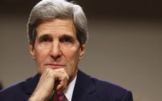 John Kerry caught on open microphone discussing Israel's Gaza offensive in candid terms