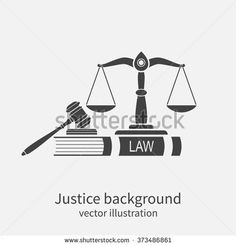 Symbol Law Justice Concept Law Scales Stock Vector (Royalty Free) 373486861 - Law and Order - Symbol of law and justice. Scales of justice, gavel and book. Law Tattoo, Justice Symbol, Criminal Profiling, Lawyer Logo, Law Icon, Symbol Drawing, Icon Design, Law And Justice, Law And Order
