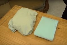Video: How to fold a fitted sheet