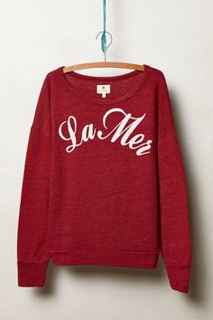 La Mer Sweatshirt - anthropologie.com