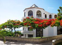 Villa. Town of Adeje. Tenerife Island, Canary Islands, Spain.