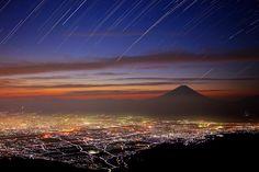 [Mt,Fuji] - 山梨・韮崎 - Nirasaki, Yamanashi, Japan