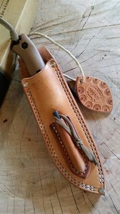 BK-16 bushcraft sheath by COCAJO