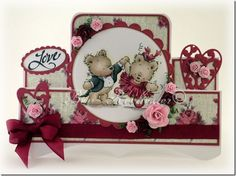 Lili of the Valley DT / Which Craft UK mini blog hop�sneaky peek too!