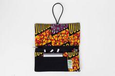 Funda tabaco de liar de tela Afrodelia por LaIndustria en Etsy
