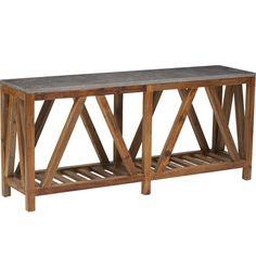 Bluestone Console Table - $999.00