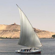 """17 Me gusta, 1 comentarios - Manuel Torres (@asviaxes) en Instagram: """"#egipto #egypt #navegando #nileriver #nilesailing"""""""