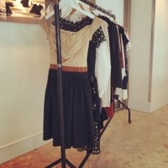 New bits in including d&g dress