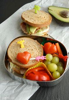 MittwochsBox #1: Die SandwichBox mit Putenfleisch und Avocado!