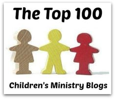 Children's Ministry Blogs Top 100 (2015 edition)