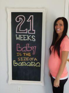 Little Baby Garvin: 21 Weeks