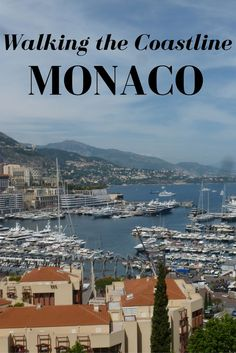 Monaco is one of those countries which is visited for the glamour, the nightlife, the boats, chilling out by the sea whilst sipping a glass of the local bubbly but for me it was a chance to walk the whole length of a country and check out the local sights at the same time. What's that you say? A whole length of a country? Yes, with all the stops etc, I walked the whole length in about five hours but if I did it non-stop, the walk would have taken me about one hour and thirty minutes