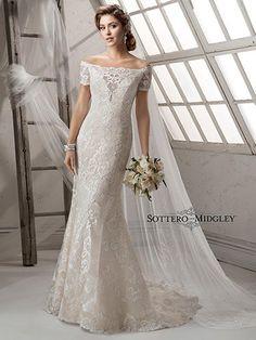 Sottero and Midgley by Maggie Sottero Dress Dakota-VL4ST051 | Terry Costa Dallas