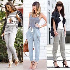 WEBSTA @ vestyou - Misture sandálias finas com a calça de moletom e saia linda por aí!!! @achadosebabados #moda #modafeminina #modaparameninas #fashion #fashionista #fashionstyle #fashionblogger #style #streetstyle #streetfashion #itgirl #instablog #instamoda #inspiração #consultoriademoda #consultoriadeestilo #consultoriadeimagem #minspira #looks #lookbook #lookblogueira #lookdavidareal #lookinspiracao #blogueiraspe #bloggerstyle #blogueirademoda #blogueirasbrasil #blogueirarecife…