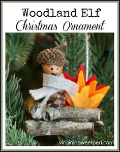 Woodland Elf Christm