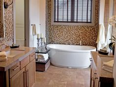 HGTV Dream Home 2012: Master Bathroom Pictures from HGTV