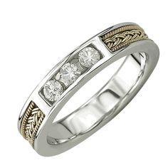 25th anniversary rings for men women 25 year wedding anniversary