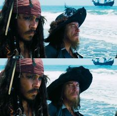 How my brother and I look at each other when we get annoyed with one another. XD